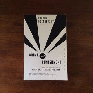 "Fyodor Dostoevsky ""Crime And Punishment"""